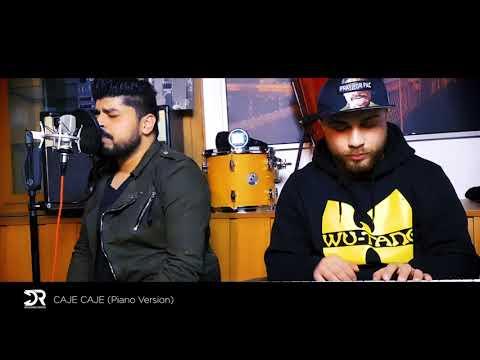 DENORECORDS  - CAJE CAJE (Piano Version) SkennyBeatz & Amanat Ali Khan