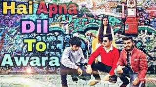 Hai Apna Dil To Awara | Cover by Rohit | Hemant Kumar | Solva Saal Movie | Sanam Puri