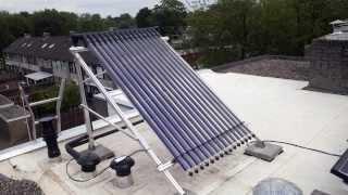 Vooorbeeldhuis Zeist Energiek - zonnepaneel & zonneboiler