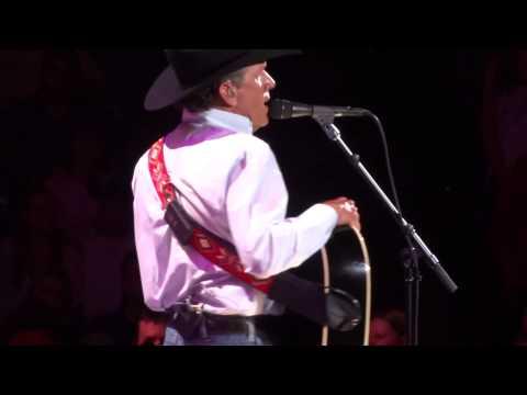 George Strait Denver 2014 - I Got A Car