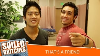 Ryan Higa, Chester See, and Damian Wayans Use Pranks To Test Friendship - That's a Friend -Episode 4