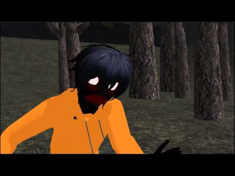Slender Man Marble Hornets Sightings Attacked by Masky | Do...