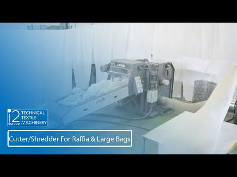 Shredder For Raffia