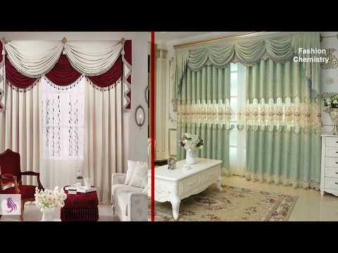 Top 50 Stylish & simple Curtain designs / Living Room Curtain Ideas 2018