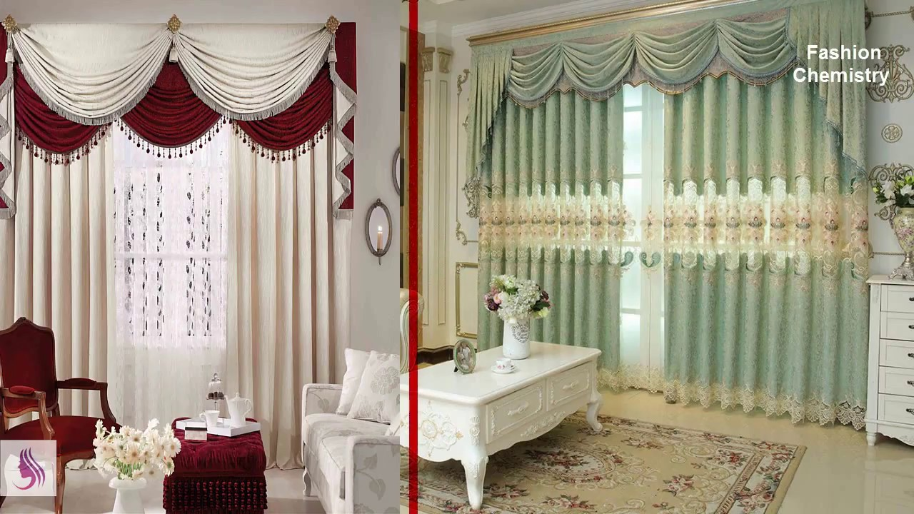 Top 50 Stylish Simple Curtain Designs Living Room Curtain Ideas 2018 Youtube
