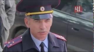Отставка главы ГИБДД Свердловской области