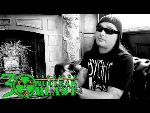 """CRADLE OF FILTH - """"Cryptoriana - The Seductiveness of Decay"""" (OFFICIAL TRAILER #1)"""