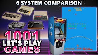 Gorf (Arcade, Atari 800/2600, BBC Micro, ColecoVision, C64) - Let