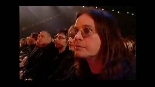 Brian May Inducts Black Sabbath Into Music Hall of Fame