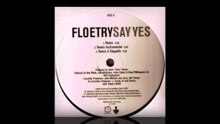 """Official-FLOETRY-""""SAY YES"""" REMIX"""