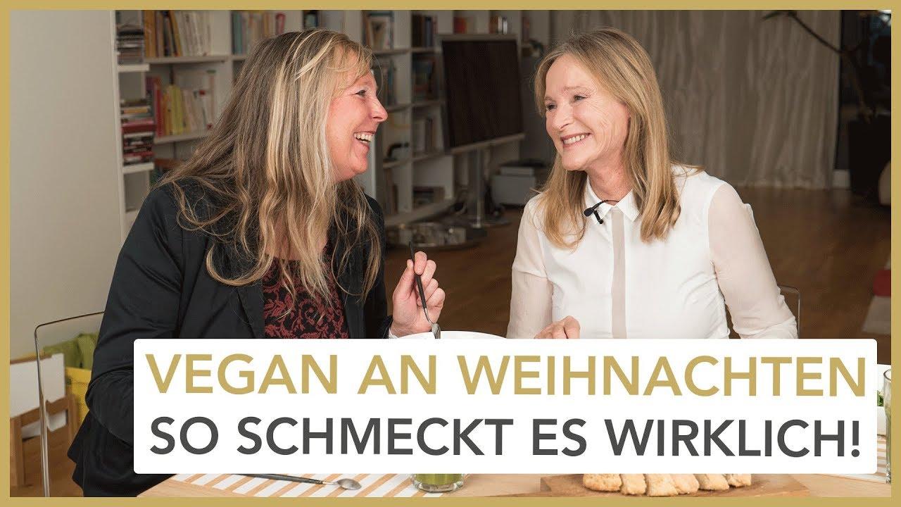 So schmeckt es vegan an Weihnachten! | Mit Ulrike Behrens & Dr. Petra Bracht