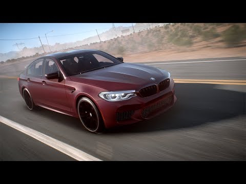 Need for Speed Payback - BMW M5 Gameplay Trailer [4KHD]