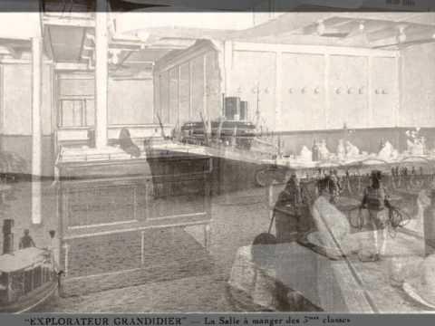 s.s. Explorateur Grandider - Messageries Maritimes