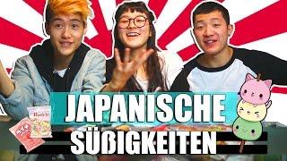 JAPANISCHE SÜßIGKEITEN!   Kevlam