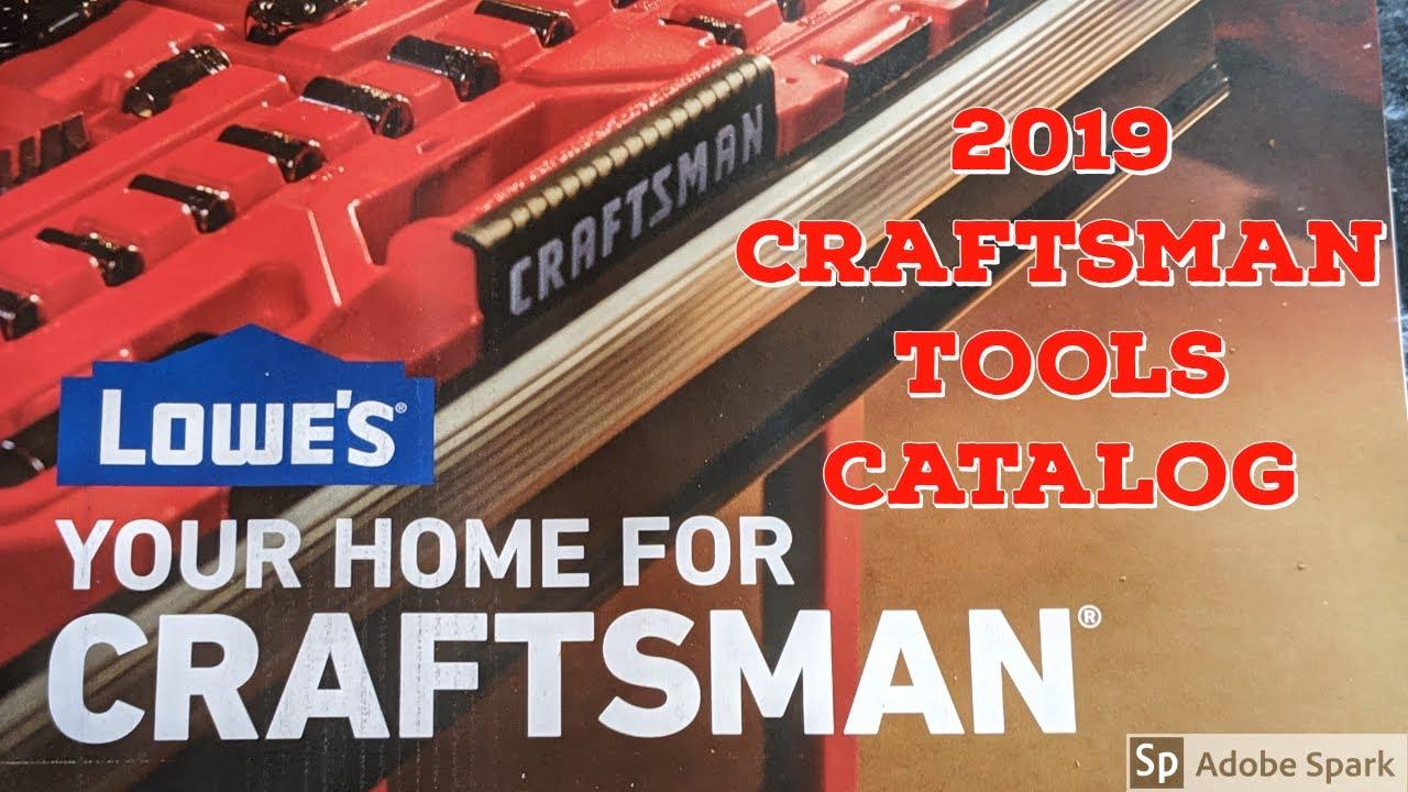 Lowes Craftsman Tools Catalog