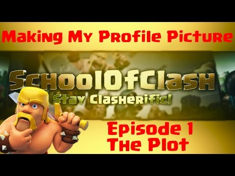 Making My Profile Picture Part 1/3 - The Plot