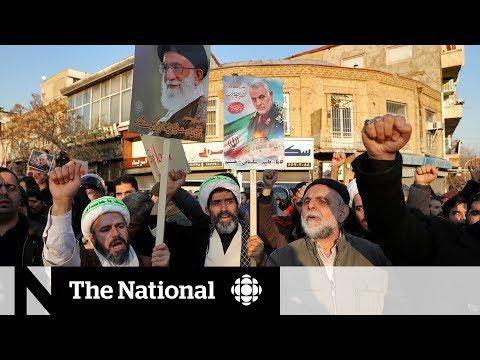 Iran protests erupt