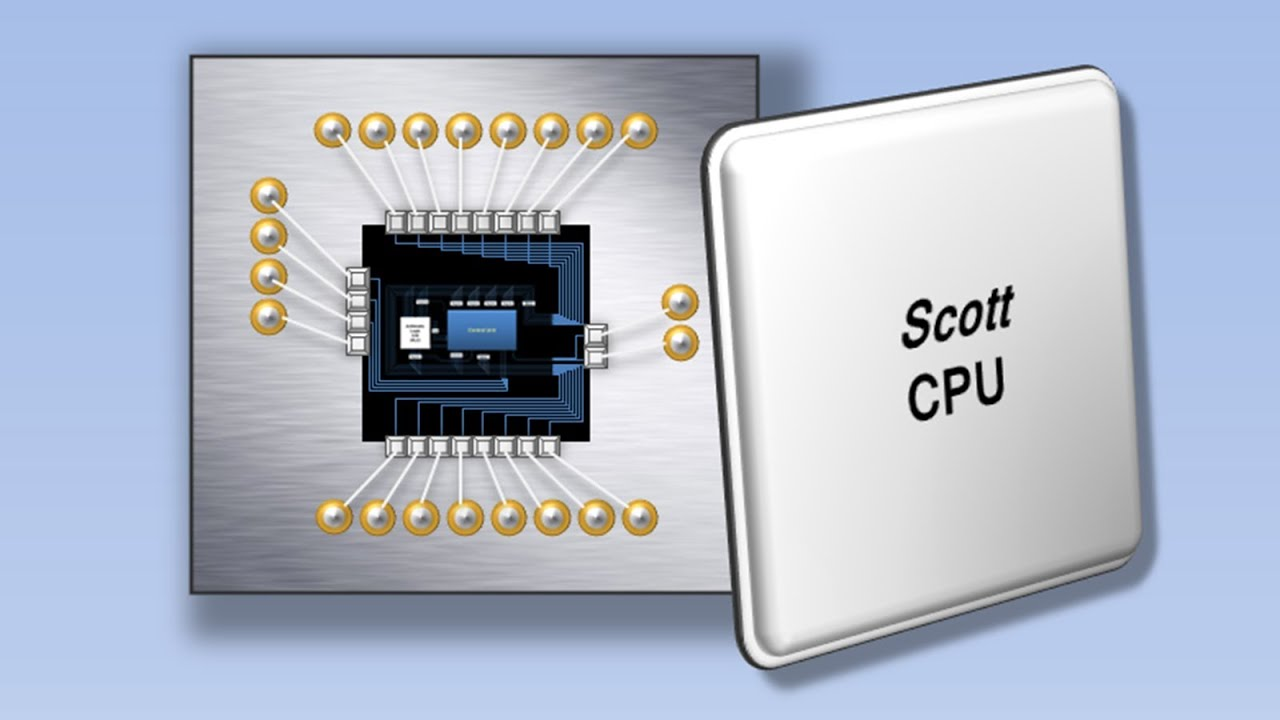 How A Cpu Works Youtube Pcb Layout Falstadfreeware Java Applet Circuit Simulator No Software