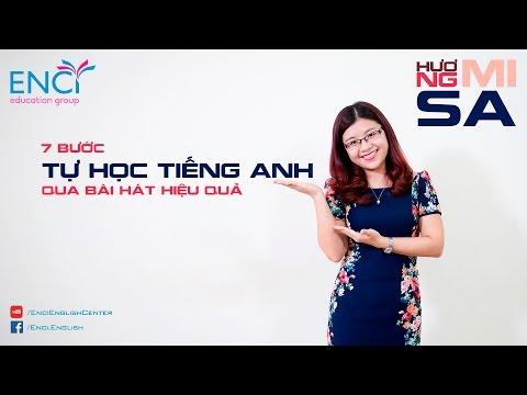 [Win TOEIC] 7 bước tự học tiếng Anh bá đạo qua bài hát - Ms.Hương Misa