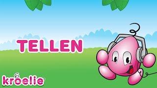 Leren tellen met Kroelie en vriendjes (voor kids)!