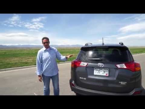 2014 RAV4 Review
