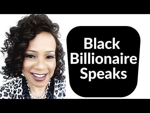 "Black St. Louis Billionaire Speaks at ""The Dock Bookshop"" Fort Worth, TX"