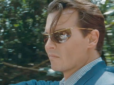 "The Rum Diary ""God's Idea Of Money"" Movie Clip Official 2011 [HD]"