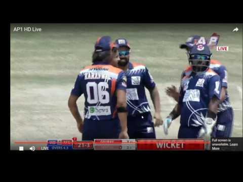 Indian stars vs Afgan Bulls match (2-8 ovs) full first inning ball by ball...#APL