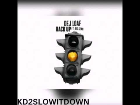 Dej Loaf - Back Up ft. Big Sean (SLOWED)