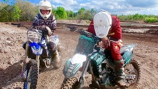 THIS WILL DESTROY DIRT BIKES... Last Ride Day