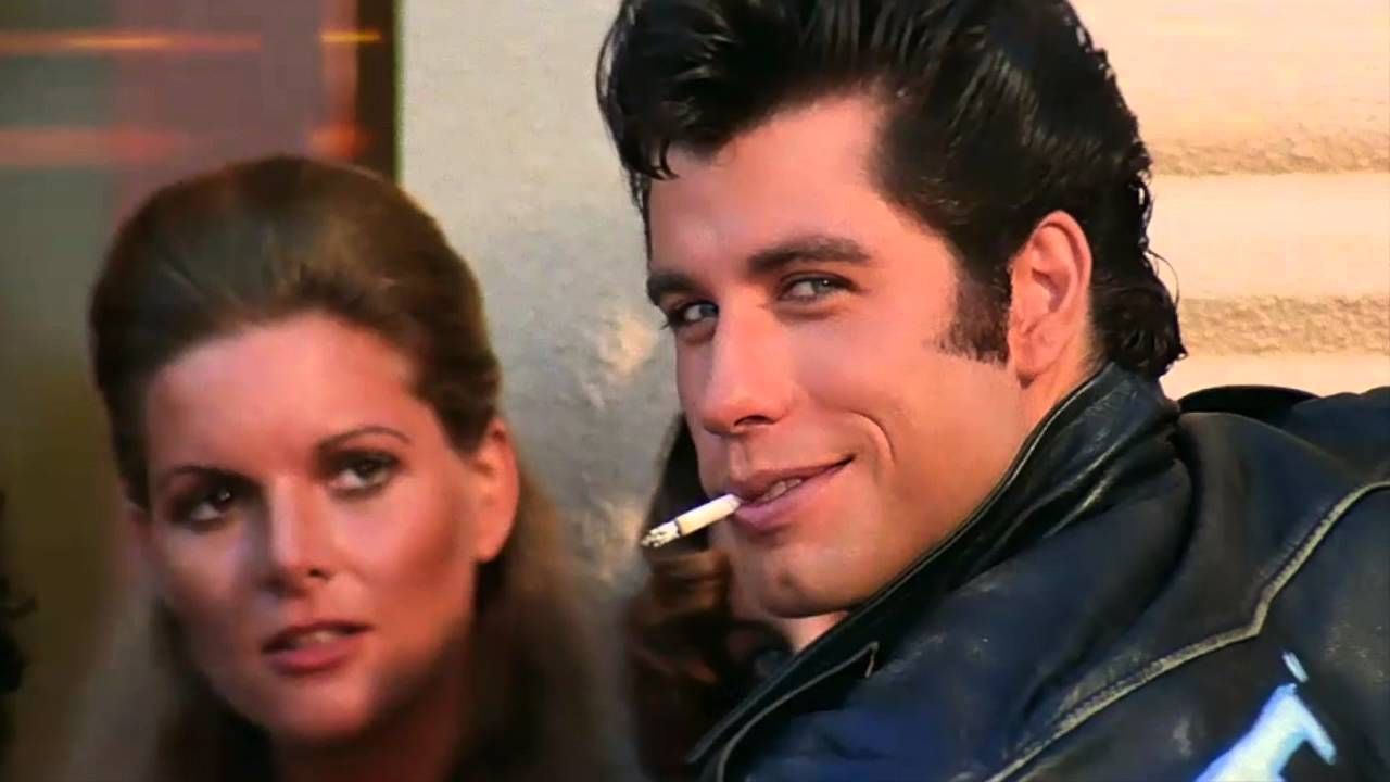 Grease Danny