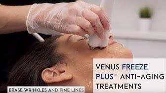 Venus Freeze Plus™ Anti-aging Treatments