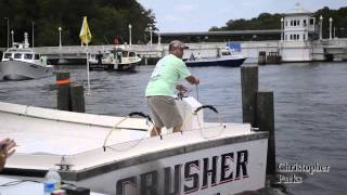 2015 Pocomoke Boat Docking Contest