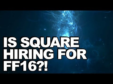 """Final Fantasy 16...!? Job Listing For """"Super-Famous RPG Series"""" Appears In Japan"""