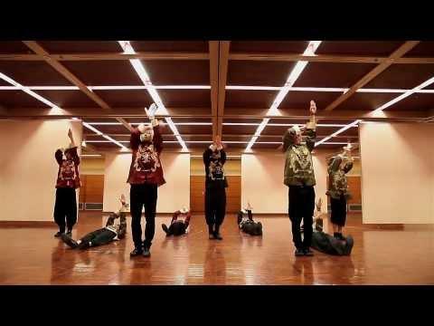 【アルス先僕SLHパンmen】一触即発☆禅ガール踊ってみた【釈迦力男塾】