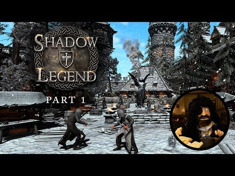 Shadow Legend | VR RPG - Beta Playthough Part 1