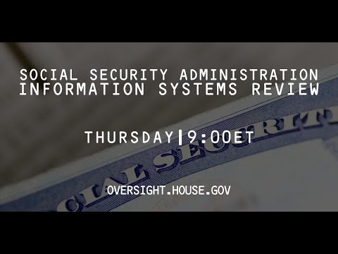 Social Security Administration: Information Systems Review