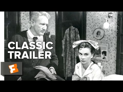 The Actress (1953) Official Trailer - Spencer Tracy Movie HD