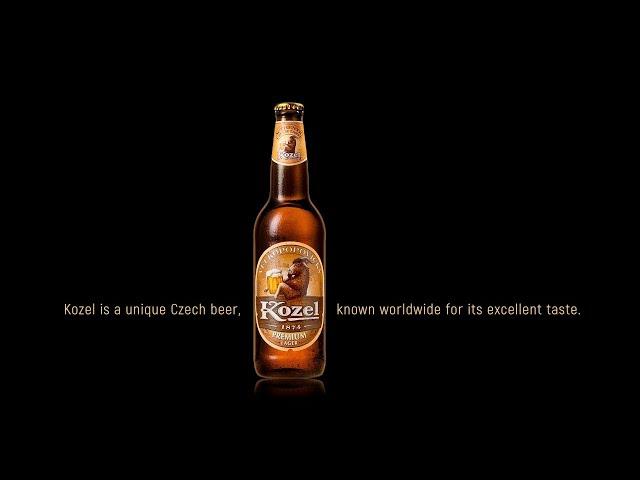 KOZEL - Beer advertising