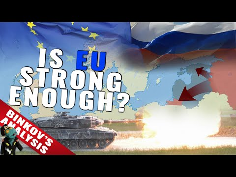 Could the EU save the Baltic nations from Russian military?