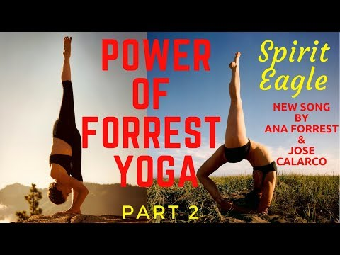 2. Power of Forrest Yoga - Ana Forrest & Jose Calarco