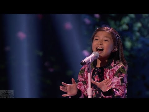 America's Got Talent 2017 Celine Tam Full Clip Live Shows S12E15