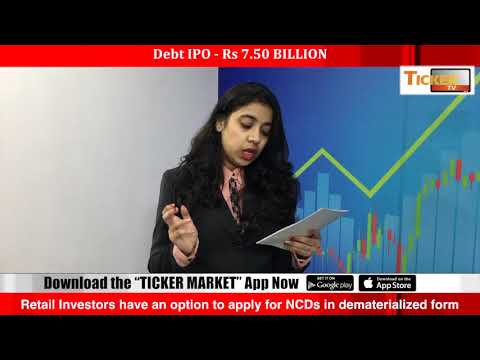 Ticker Tv:  Debt IPO - Rs 7.50 BILLION  : JM Financial Limited