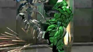 One Must Fall Battlegrounds Mantis Combo