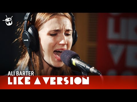 Ali Barter covers Tame Impala 'Cause I'm A Man' for Like A Version