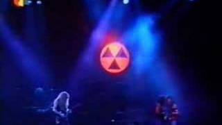 Megadeth playing Hook in Mouth, somewhere in Germany 1988.