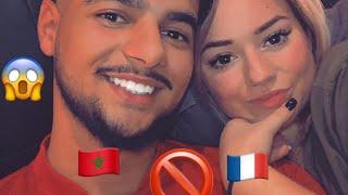Un rebeu une française la fin Maddy explique pourquoi !!!