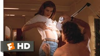 Lethal Weapon 3 (4/5) Movie CLIP - Comparing Battle Scars (1992) HD