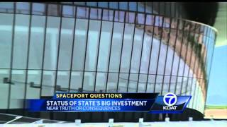 Despite delays, officials optimistic about NM Spaceport