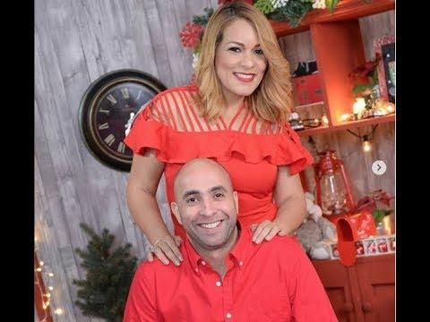 Irving Alberti e Ysabel Aracena Isha se casaron  Con Los Famosos